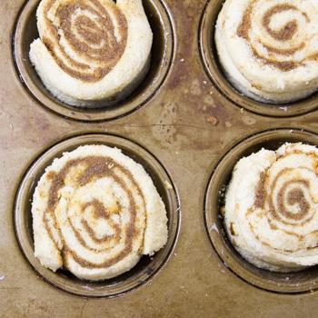 Cinnamon Roll Ups