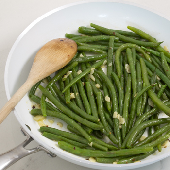 Green Beans - how to (4 of 4)