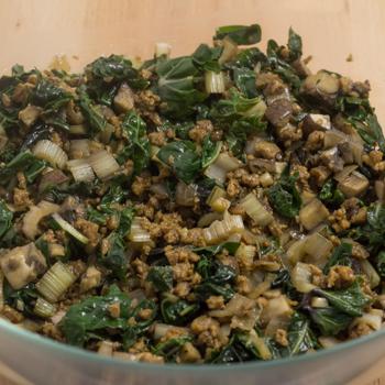veggies mixed