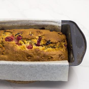 cranberry loaf