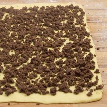 dough for babkas