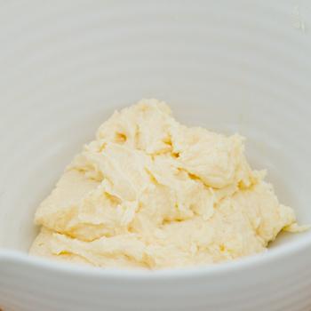 creamed sugar and margarine