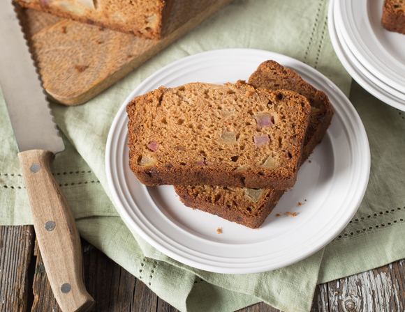 Maple Pear Loaf