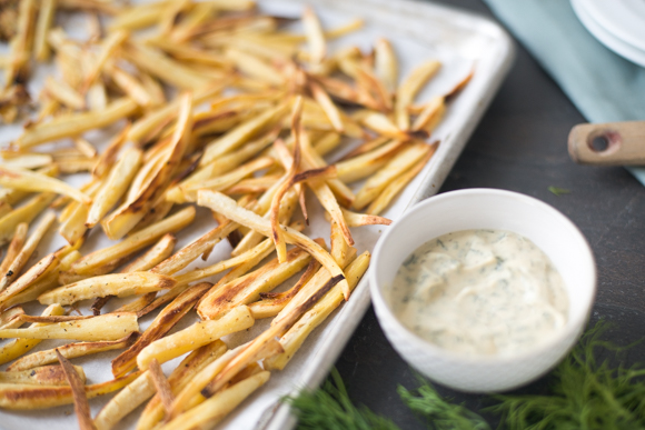 Parsnip Fries - web ready hero