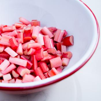 Rhubarb Pie How TO-1