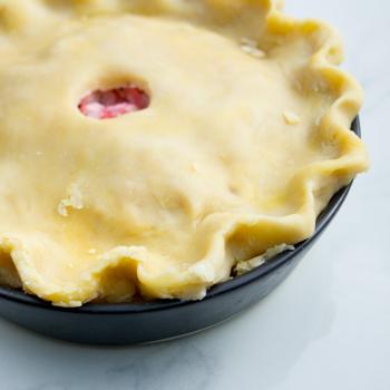 Rhubarb Pie How TO-9