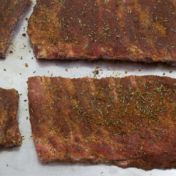 Ribs - how to (2 of 6)