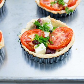 Tomato Feta Tart How TO-3