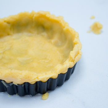 lemon tart shell blind bake (1 of 2)