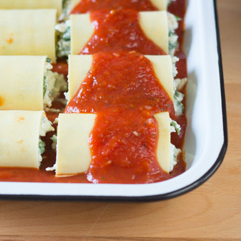 spinach ricotta lasagna how to-11